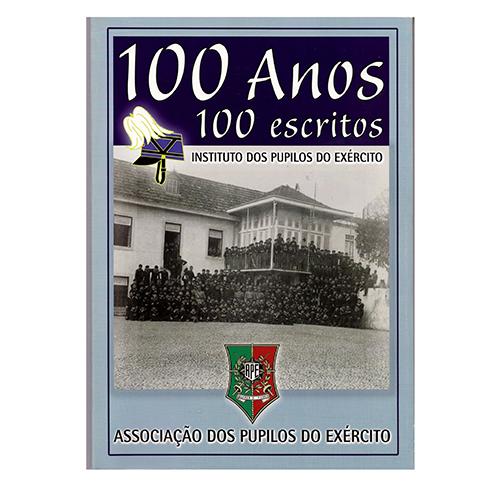 """Livro """"100 anos 100 escritos"""""""