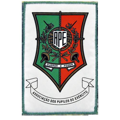 Emblema APE em pano