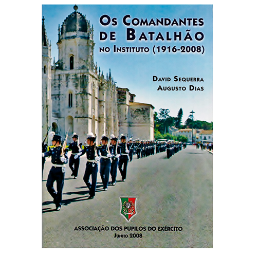 """Livro """"Os comandantes de Batalhão"""""""
