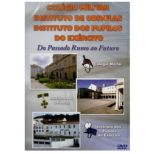 "DVD ""Do passado rumo ao Futuro"""